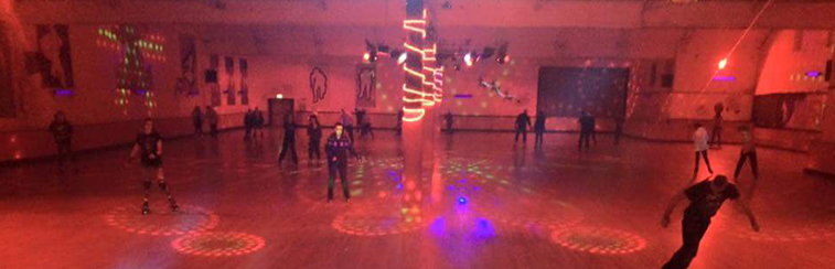The North West's Premier Indoor Roller Skating Destination
