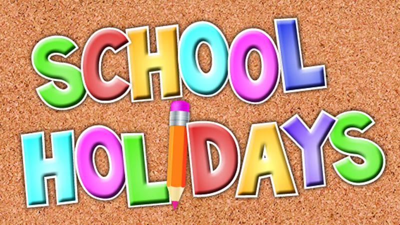 SCHOOL SUMMER HOLIDAYS Mon 24th July - Fri 1st Sept 11am - 2pm