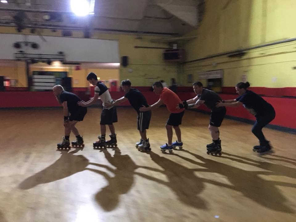 Skatefit Weds 15th Jan 7pm - 9.30pm