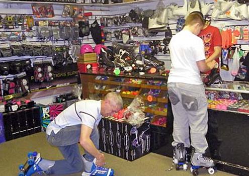 Skates Unlimited Shop