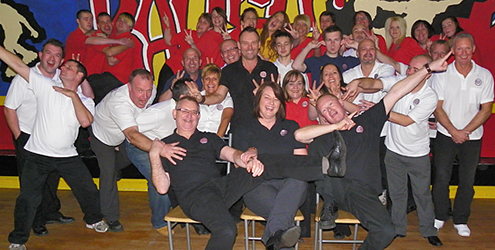 Wigan Roller Rink Team